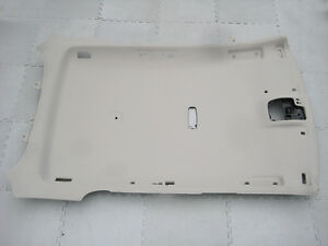 GENUINE VOLVO XC60 QUARTZ ROOF INTERIOR HEADLINING WITHOUT PAN ROOF 39816705
