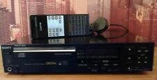 SONY CDP-103 CD Player Vintage with remote HI-FI Separates Compact Disc Deck