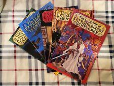 League of Extraordinary Gentlemen volume 2 1 2 3 4 5 Alan Moore 2002 comic