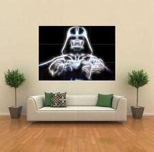 Star Wars-Vader Licht Neue Riesen große Kunstdruck Poster Bild Wand G184
