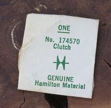 77 750 751 756 757 780 911 911M Hamilton watch part 174570 clutch for grades 75