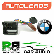 Autoleads PC2-75-4 BMW Z8 00 to 02 E52 Car Stereo ISO Plug Wire Adaptor Lead