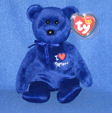 TY I LOVE TORONTO  BEANIE BABY - MINT with MINT TAGS CANADIAN EXCLUSIVE