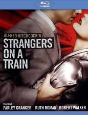 Strangers on a Train Blu-Ray Alfred Hitchcock(Dir)