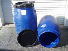 220 litre food grade water drum/container/plastic tank/wine barrel