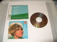 PATTI PAGES GREATEST HITS - 11 TRACK cd is excellent