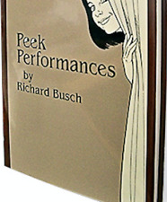 Peek Performances by Richard Busch - Book