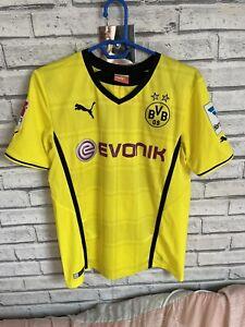 Borussia Dortmund 2013/2014 Home Shirt Mkhitaryan #10 S