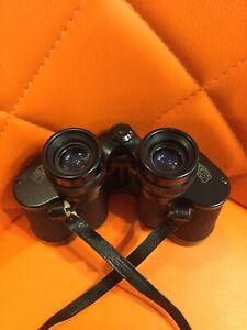 Carl Zeiss DDR Jenoptem 8x30w Binoculars