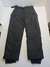 Columbia Snow Pants Adult Womens XL Black