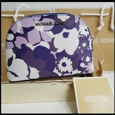 MIchael Kors Woman Travel Pouch Zip Cosmetic Bag