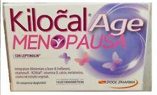 KILOCAL AGE MENOPAUSA - 30 COMPRESSE DEGLUTIBILI - INTEGRATORE ALIMENTARE
