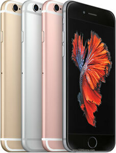 Apple iPhone 6S A1633 16GB/32GB/64GB/128GB Unlocked or AT&T IOS Smart Cellphone
