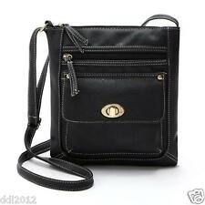 Women Lady Shoulder Bag Tote Satchel Cross Body Leather Messenger Purse Handbag