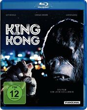 KING KONG (1976 Jeff Bridges, Jessica Lange) -  Blu Ray - Sealed Region B