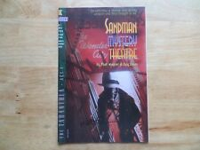 1992 DC SANDMAN MYSTERY THEATRE # 1 SIGNED BY MATT WAGNER, WITH POA