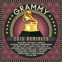 2015 GRAMMY Nominees - Various Artists - CD Album Damaged Case
