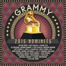 2015 GRAMMY Nominees - Various Artists - CD Album Damaged Case