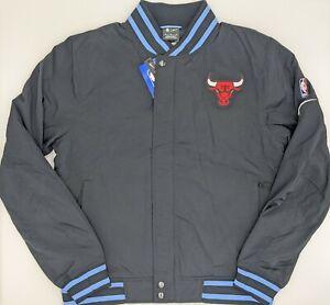 Nike NBA Chicago Bulls Courtside City Edition Jacket AH5272-010 Mens Size Medium