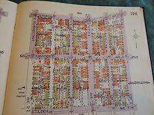 Orig 1929 10 x 12 Map Brooklyn East Flatbush NYC New York City Atlas Gift WOW!
