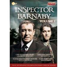 INSPECTOR BARNABY VOL.1 4 DVD KRIMI NEU