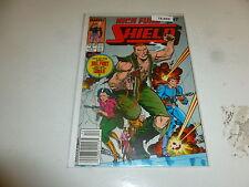 NICK FURY Agent of SHIELD Comic - Vol 2 - No 4 - Date 11/1989 - DC Comic