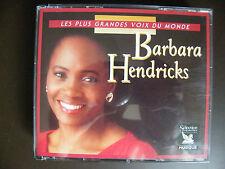 """3 CD  B.HENDRICKS  """"Les plus grandes voix du monde"""" Sélection du Reader's digest"""