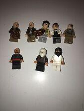 LEGO INDIANA JONES MINI FIGURE LOT OF 8