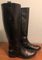 Sam & Libby Riding Boots, Size 6.5 Black