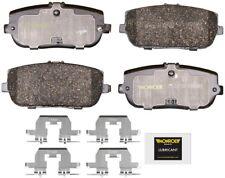 Disc Brake Pad Set-Total Solution Ceramic Brake Pads Rear Monroe CX1180