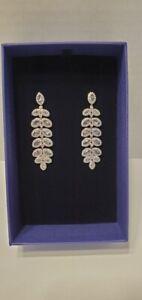 Swarovski 5074350 Baron Chandelier Pierced Earrings NIB
