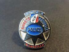 PINS / SURETE NATIONAL POLICE MARSEILLE (pochette 2)