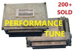 🔥 99-07 GM LS VIN PROGRAMMED ECU + PERFORMANCE TUNE PCM ECM LS1 5.3 6.0 5.7