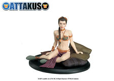 Attakus - Star Wars - Carrie Fisher as Princess Leia Slave 1/5 Statue