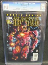 Iron Man #v3 #52 (#397) (2002) Parsons Art CGC 9.8 White Pages Y590