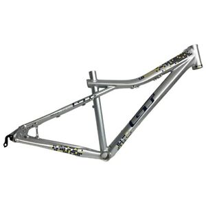 "GT Avalanche 1.0 Aluminum 26"" Hardtail MTB 135mm QR Frame 16"" Small #1010 New"