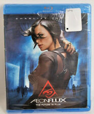 Aeon Flux Blu-ray Disc, 2006 Charlize Theron New Sealed