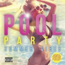 Pool Party Summer Vibes CD Compilation 2015 UK SELLER Christmas Gifts