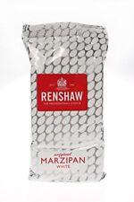 Marzipan Renshaw Ready To Roll Icing Fondant Cake Regalice Sugarpaste 1kg White