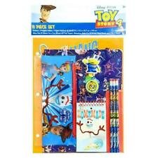 TOY STORY 4 WOODY 11-Piece Value Pack Back-to-School Stationery Supplies Set
