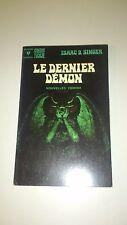 Isaac B. Singer - Le dernier démon - Marabout Poche (N°406, 1972)