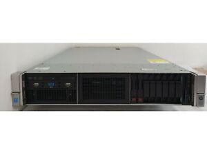 HP DL380 Gen9 - E5-2650 v3 | 16GB | 2x 300GB SFF SAS | P440ar - SEE DESCRIPTION