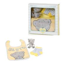 WINZIG TATTY TEDDY set plüsch+socken+lätzchen neugeborenen idea sympathisch