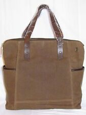 Tumi 55192 Sudbury TTech Forge Brown Business Tote Carryon Bag Luggage Briefcase