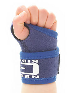 Neo G Kids Wrist Support - Class 1 Medical Device: Free Shipping