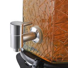 New Beverage Dispenser Tap Fermenter Wine Barrel Spigot Faucet Stainless Steel