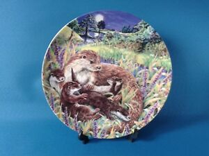 Wedgwood Plate Riverside Union Limited Edition No 609A