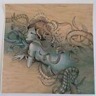 """Enrapture"" Art Print Poster by Audrey Kawasaki Limited Edition"