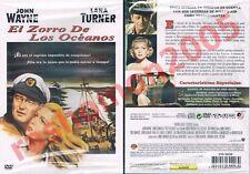 DVD DER SEEFUCHS SEE-FUCHS 1955 John Wayne Lana Turner Tab Hunter Kriegsfilm NEU