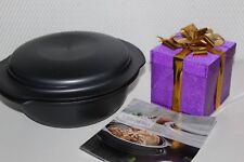 Tupperware UltraPro 1,5 l kasserolle Gardeckel & Rezeptheft + Geschenk NEU/OVP